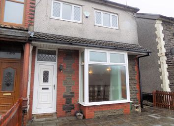 Thumbnail 4 bed semi-detached house for sale in Ynyswen Road, Treorchy, Rhondda Cynon Taff.