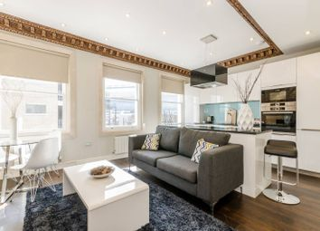 Thumbnail 1 bed flat to rent in Beaconsfield Terrace Road, Brook Green