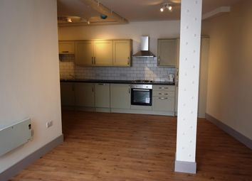 Thumbnail 2 bed flat to rent in Market Street, Newport
