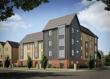 "Thumbnail 2 bed property for sale in ""Larsen Apartments - First Floor"" at Burlina Close, Whitehouse, Milton Keynes"