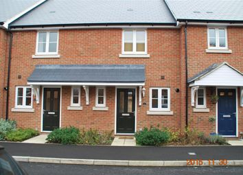 Thumbnail 2 bed terraced house to rent in Eglington Drive, Wainscott, Rochester
