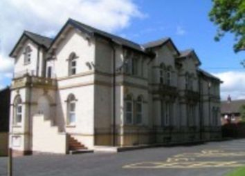 Thumbnail 1 bed flat to rent in Fairhope Avenue, Salford