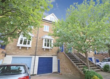 Thumbnail 4 bed terraced house for sale in Molteno Road, Watford