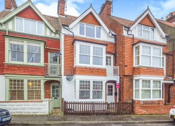 Thumbnail 4 bedroom terraced house for sale in Salisbury Road, Cromer