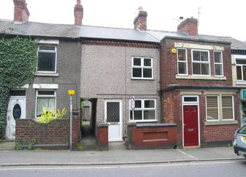 Thumbnail 2 bed cottage to rent in The Green, Swanwick, Alfreton