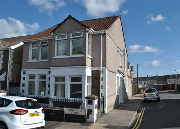 Thumbnail 4 bed detached house for sale in South Street, Bargoed