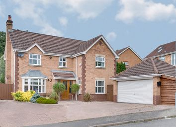 Thumbnail 6 bed detached house for sale in Malvern Road, The Forelands, Bromsgrove