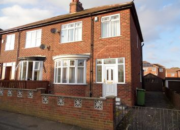 Thumbnail 3 bed semi-detached house for sale in Diamond Street, Shildon