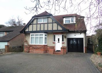 Thumbnail 4 bed detached house for sale in Down End Road, Fareham