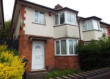 Thumbnail 3 bed semi-detached house for sale in Oak Tree Lane, Selly Oak, Birmingham, West Midlands