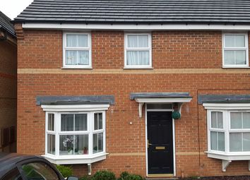 Thumbnail 3 bed semi-detached house to rent in Avonmouth Drive, Derby