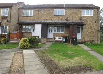 Thumbnail 1 bed terraced house to rent in Hedgeside, Crawley