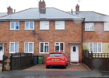 Thumbnail 2 bed terraced house for sale in Vernon Road, Stourport-On-Severn