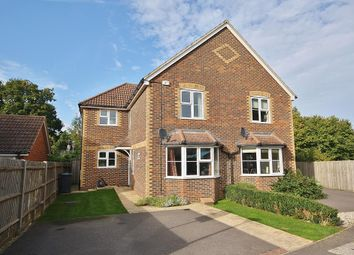 Thumbnail 3 bed semi-detached house to rent in St Thomas Close, Chilworth, Guildford, Surrey