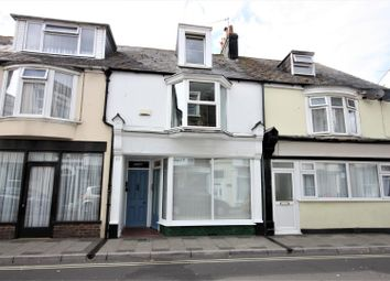 Thumbnail 3 bed terraced house for sale in Park Street, Weymouth