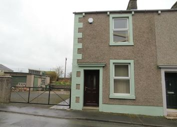 Thumbnail 2 bed end terrace house for sale in Brough Street, Aspatria, Wigton