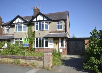 3 bed semi-detached house for sale in School Bank, Norley, Frodsham WA6