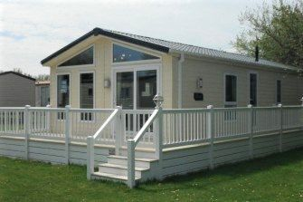 Thumbnail 2 bedroom mobile/park home for sale in Broadland Sands, Coast Road, Corton