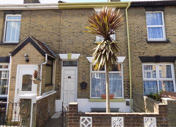 Thumbnail 2 bedroom terraced house for sale in Grange Road, Gillingham