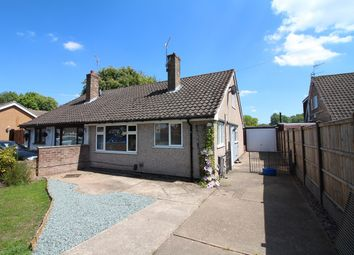 Thumbnail 3 bed semi-detached bungalow for sale in Robey Drive, Eastwood, Nottingham