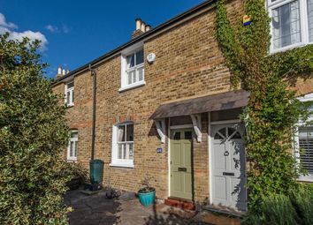 Thumbnail 2 bed terraced house for sale in Mostyn Road, Merton Park