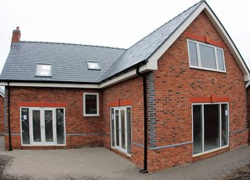Thumbnail 4 bedroom detached house for sale in Chapel Street, Wincham, Northwich, Cheshire.