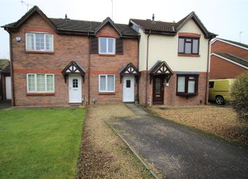 Thumbnail 2 bedroom terraced house for sale in Danestone Close, Middleleaze, Swindon