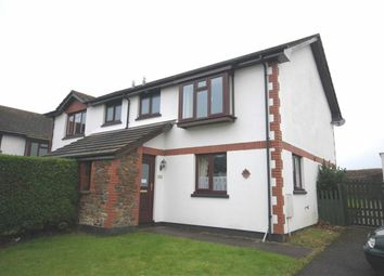 Thumbnail 3 bed semi-detached house to rent in Clinton Gardens, Merton, Devon