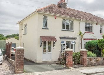 Thumbnail 3 bed end terrace house for sale in Briar Road, Hartley, Plymouth