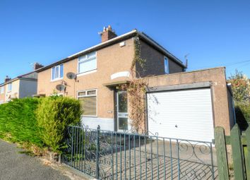 Thumbnail 2 bed semi-detached house for sale in Dinningside, Belford, Northumberland
