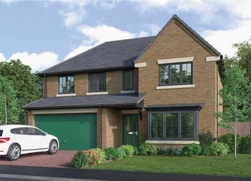 """Thumbnail 5 bedroom detached house for sale in """"The Bayford"""" at Coach Lane, Hazlerigg, Newcastle Upon Tyne"""