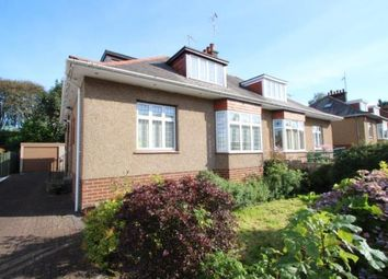 Thumbnail 3 bed bungalow for sale in Nethervale Avenue, Netherlee, East Renfrewshire