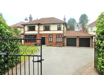Thumbnail 4 bed detached house for sale in Osmaston Road, Birkenhead, Merseyside