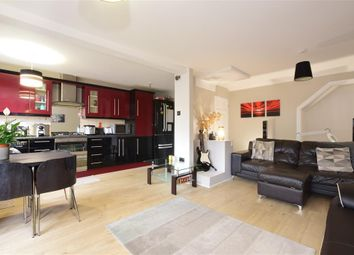 Thumbnail 2 bed flat for sale in Baddow Close, Woodford Green, Essex