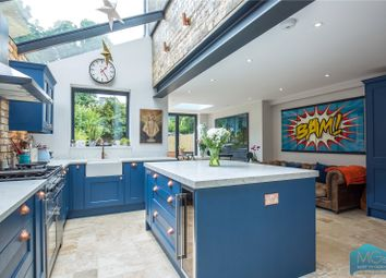 Thumbnail 5 bed terraced house for sale in Elm Park Road, Finchley, London