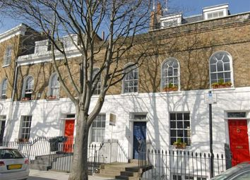 Thumbnail 1 bed flat to rent in Burgh Street, London