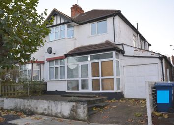 Thumbnail 4 bed semi-detached house for sale in Sevington Road, London