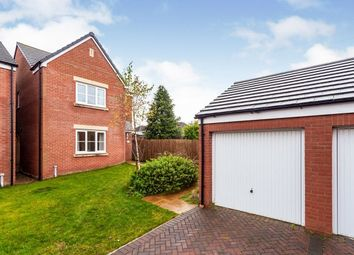 Thumbnail 3 bed detached house for sale in Brookview Close, Blackburn