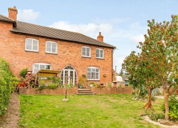Thumbnail 4 bed semi-detached house for sale in Ellenhall, Stafford