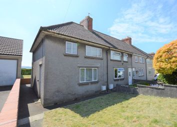 3 bed end terrace house for sale in Longleat Road, Holcombe, Radstock BA3