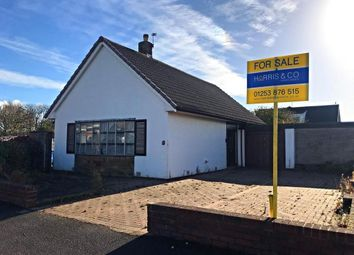 Thumbnail 3 bed bungalow for sale in Severn Avenue, Fleetwood, Lancashire