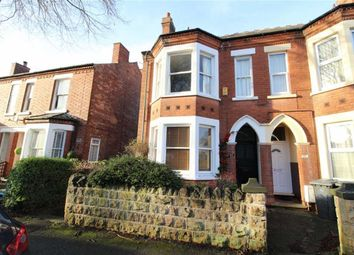 Thumbnail 4 bed semi-detached house for sale in Haywood Road, Mapperley, Nottingham