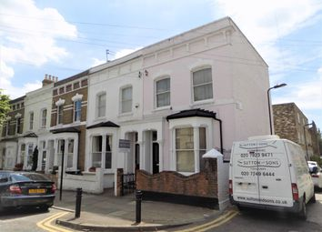 Thumbnail 3 bed end terrace house to rent in Tyssen Road, London