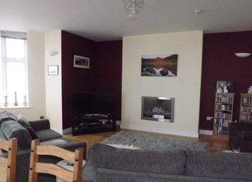 Thumbnail 2 bed flat to rent in Sea Bank Road, Rhos On Sea, Colwyn Bay