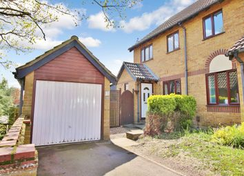 Thumbnail 3 bed semi-detached house for sale in St. Margarets Drive, Sprowston, Norwich