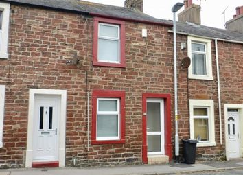 Thumbnail 2 bed terraced house to rent in Ellenborough Old Road, Maryport, Cumbria
