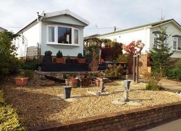 Thumbnail 1 bed mobile/park home for sale in Whipsnade Park Homes, Whipsnade, Dunstable, Bedfordshire
