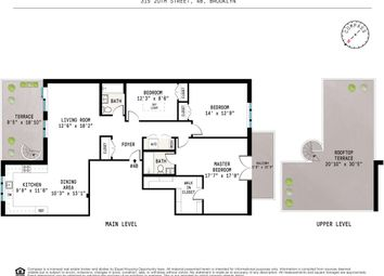 Thumbnail 3 bed property for sale in 315 20th Street, New York, New York State, United States Of America