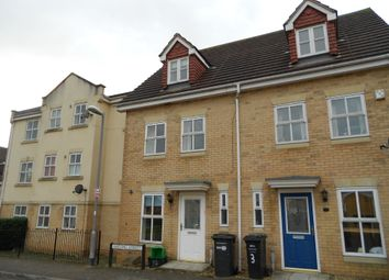 Thumbnail 3 bed town house to rent in Watling Street, Yeovil
