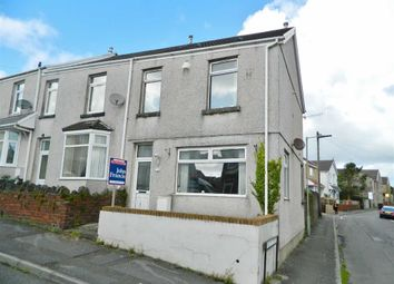 Thumbnail 3 bed end terrace house for sale in Alice Street, Cwmdu, Swansea